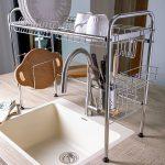 מתקן לייבוש כלים מעל הכיור קומה אחת (2)